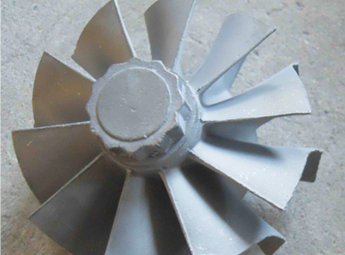 Investment Casting Impeller Beer Brewing Tank Equipment